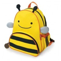 Animal Design School Bag / Backpack for Kids - Yellow Bee