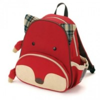 Animal Design School Bag Preschool Backpack for Kids Children - Wild Fox