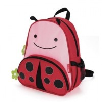 Animal Design School Bag / Backpack for Kids - Red Ladybug