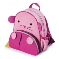 Animal Design School Bag / Backpack for Kid - Pink Mice