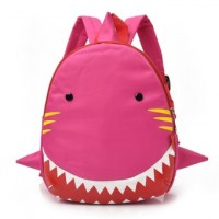 Boys Girls Kids Shark Animals Backpack Toddler School Bag
