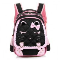2017 Girls School Bags Children Backpack Primary Bookbag Orthopedic Princess Schoolbags Mochila Infantil sac