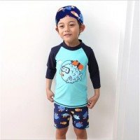 2017 new summer spring autumn spa baby boys swim wear surfing sun block kids children swimsuit swimming beach swimwear