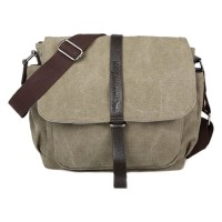 Zeppy Trendz Messenger Shoulder Bag (Army Green)