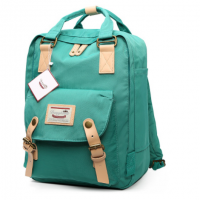 Doughnut Macaroon Mini Back Pack ( Green )