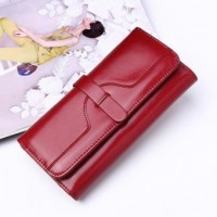 Women Long Purse Ladies Long Wallet Big Capacity Handheld Purse Handbag