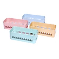 MII Bathroom Rack Shelf Storage Box Soup Rack Shampoo Rack