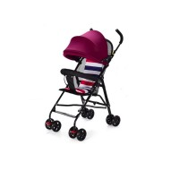 Ultralight One-Handed Foldable Stroller Buggy Sparky Steel Frame Stroller