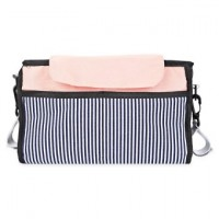 Child Cart Large Storage Mother Bag