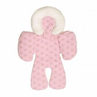 JJ Cole Baby Head and Body Support Pillow - Pink