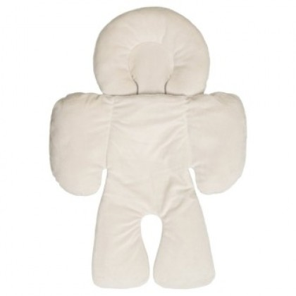 JJ Cole Baby Head and Body Support Pillow - Khaki Brown