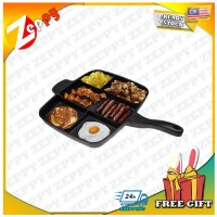 5 in 1 Non Sticky Magic Grill Pan