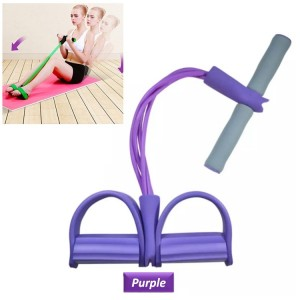 GYM Fitness Yoga Sit-up Equipment Pull Up Rope Elastic Band