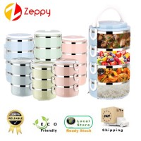 304 Japanese Style Stainless Steel Insulation Lunch Box