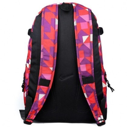 Korean Stylish Backpack School Bag Laptop Bag -Red