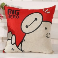 Big Hero Baymax Sofa Pillow (filled / inserted)