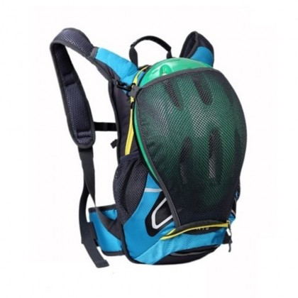 Travel Backpack cycling backpack cycling bag  Blue