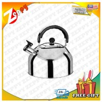 2.0 Liter Stainless Steel Whistle Kettle Hemisphere Shape