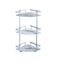 3 LAYER SHAMPOO CORNER RACK