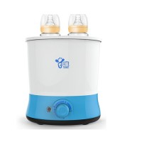 4 in 1 Multifunction Double Baby Bottle Warmer and Sterilizer