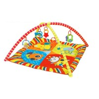 (Bigger 85 X 85)  Activity Play Gym and Play Crawling Blanket Mat Playgym - Square