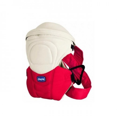 Chicco Soft And Dream Baby Carrier Infant Backpack And Sling Red