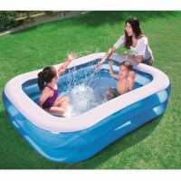 (L)200x(W)150x(H)51-Inflatable Family Swimming Pool