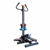 Multifunction Stepper with Twister & Dumbbell Shape Slimming (Free 4 Dumbbell)