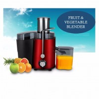400W Multifunctional household electric juicer fruit and vegetable juice machine