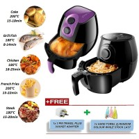 4.0L Air Fryer Air frying Pan Home Intelligent Oil-Free Fryer