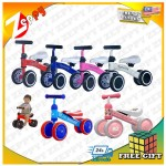 Child Baby Infant Walker Balance Car Bike Scooter Four-Wheel Scooter Kid 1-3 Years Toy Car