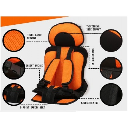 Portable Baby Safety Seat Car Seat Children's Chairs Car