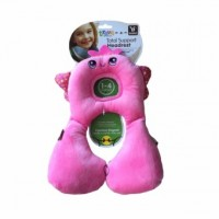 Kids Travel Neck Support Pillow Headrest - Pink