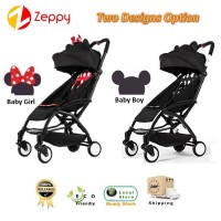 Baby Yoya Lightweight  Foldable Stroller (Boy and Girl Design)