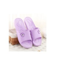 Summer plastic bathroom waterproof slippers