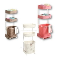 3 Layer Laundry Box Clothes Laundry Basket