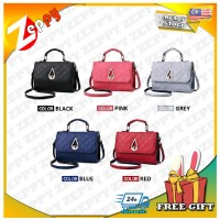 New Stylish Lady Bag Korean Casual Fashion Trendy Handbag