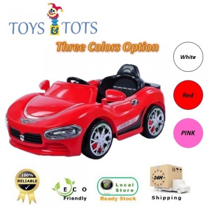 Children Electric Sport Remote Control 4 Wheels Drive Car with Rechargeable Batte