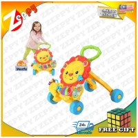 Baby Early Infant Walker with Light and Musical Piano