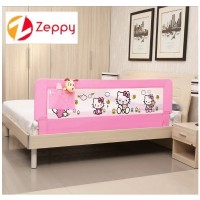 Baby Anti-fall Safety Bed Fence Guard Rail Gate 180cm/200cm (Cutie Cat Design)