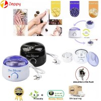 Beauty Skin Body Hair Removal Wax Heater Warmer Portable Melt Paraffin Machine