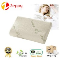 Bamboo Pillow Adult Pillow Neck Spinal Cord Support