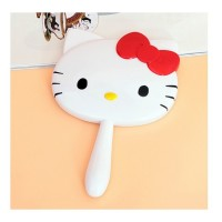 Hello Kitty makeup mirror hand mirror