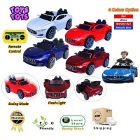 Luxury Kids Maserati Electric Ride On Car With Music Light And Remote Control