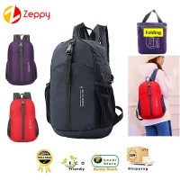 20L Nylon Waterproof Storage Outdoor Folding Travel Yoga Backpack Sport Bag