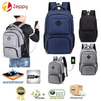35L Casual Multi Function Travel Outdoor Laptop Backpack Bag With USB Port
