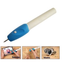 MII Electronic Engraver Art Pen Carving Pen For Wood Jewelry Metal Glass Plastic