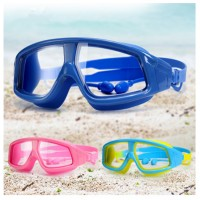 MII Large Frame Swimming goggles With Earplugs One