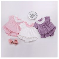 MII Baby Clothing Newborn Clothes Skirt Suit