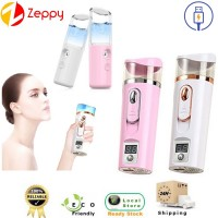 Portable USB Charging Nano Spray Beauty Facial Mist Spray Face Steamer